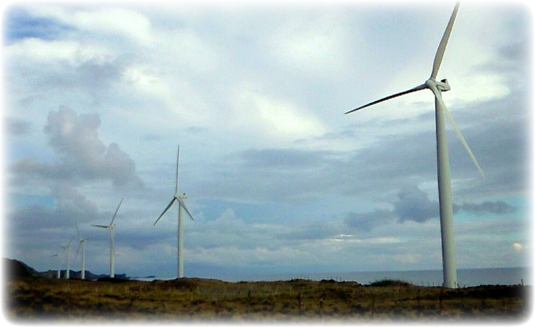 Bangui Wind Powerstation
