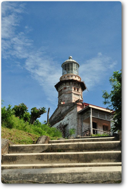 Cape Bojeador Lighthouse at Burgos, Copy right holder:Ms Beverly Ann